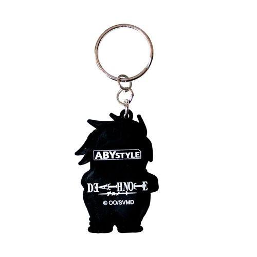 Death Note ~ L Chibi PVC Keychain