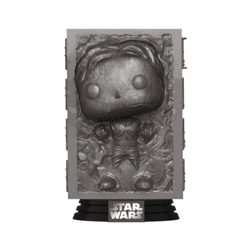 POP! Star Wars ~ Han Solo (Carbonite) #364