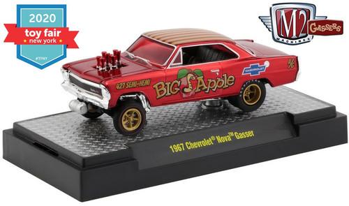 M2 Machines ~ 2020 Toy Fair NY ~ 1967 Chevrolet Nova Gasser ~ Big Apple