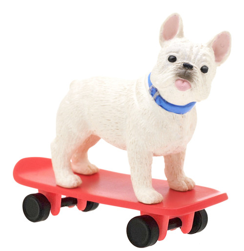 Blind Box ~ Skateboarding Dog  ~ Includes 1 of 5  Figurines