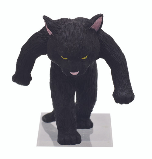 Blind Box ~ Tough Cat  ~ Includes 1 of 5  Figurines