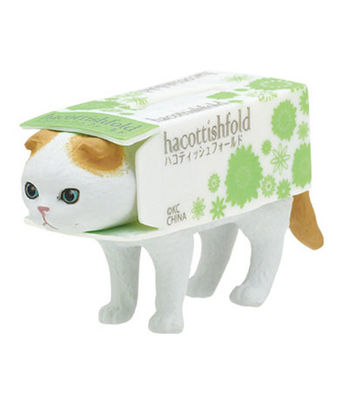 Blind Box ~ Cat In A Box Of Tissues  ~ Includes 1 of 5  Figurines