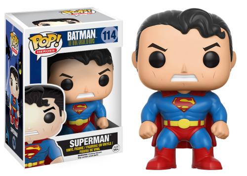 POP! Heroes ~ Batman ~ Superman #114