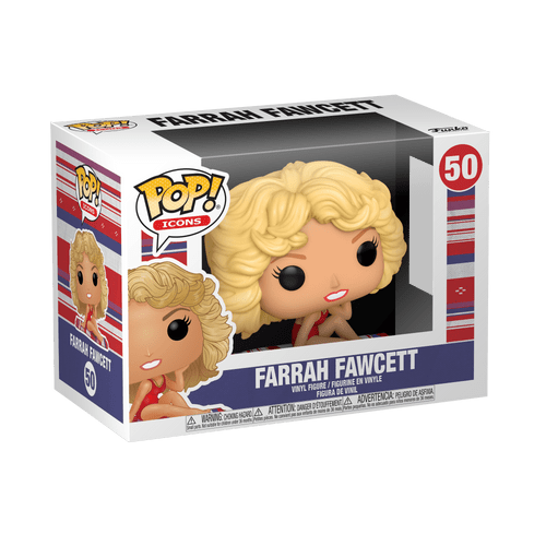 POP! Icons ~ Farrah Fawcett #50