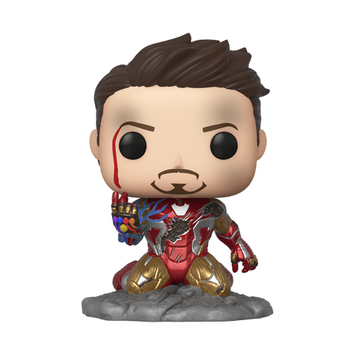 POP! Marvel ~ Avengers Endgame ~ Iron Man (I Am Iron Man) PX Exclusive GITD