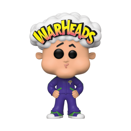 POP! Ad Icons ~ Warheads ~ Wally Warheads #55