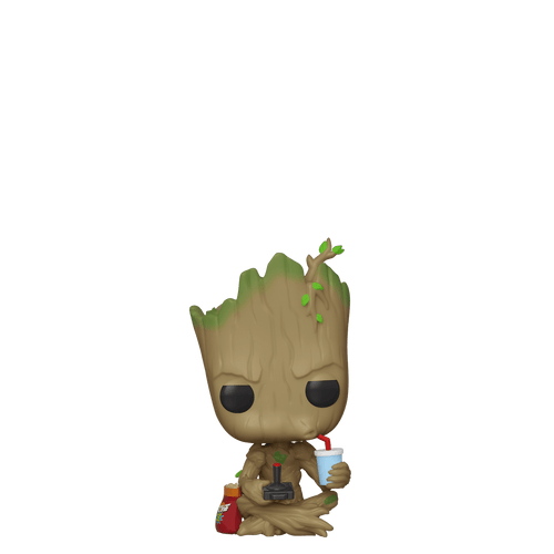 POP! Marvel - Groot (Gamer) #539