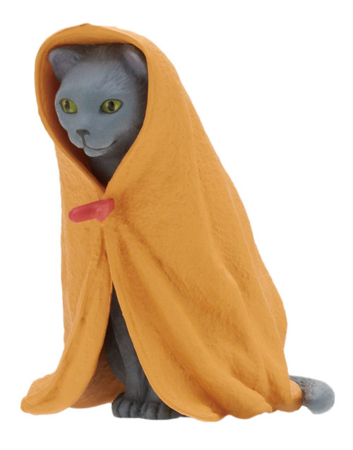 Blind Box ~ Cat In A Blanket ~ Includes 1 of 6  Figurines