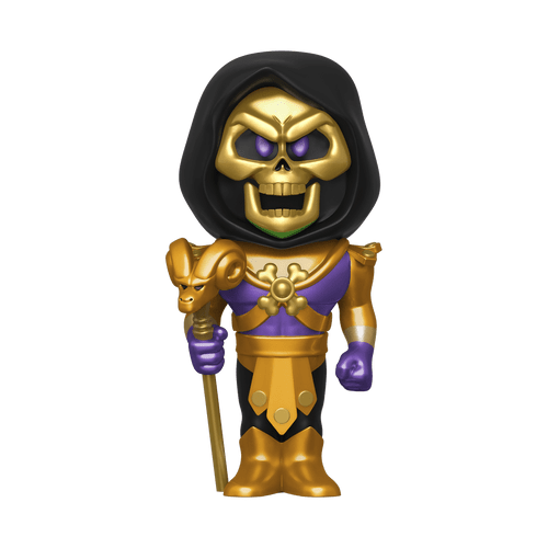Funko Soda ~ Masters Of The Universe ~ Skeletor ~ Wondercon/Funko Shop Exclusive