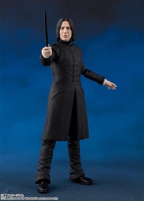 Harry Potter ~ Severus Snape S.H.Figuarts Figure