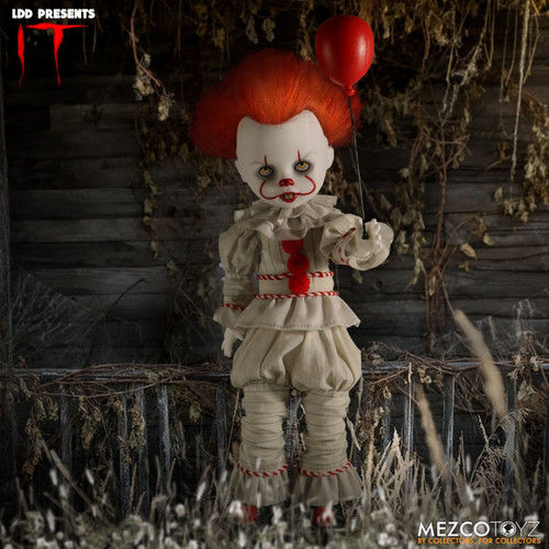 Living Dead Dolls Presents ~ IT ~ Pennywise