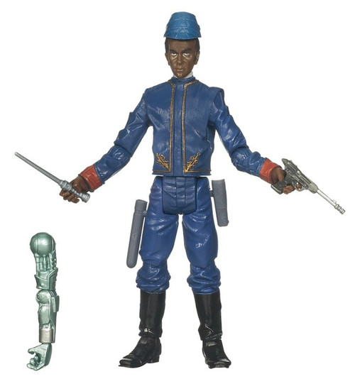 Star Wars ~ The Legacy Collection ~Cloud City Wing Guard (Sergeant Edian) #BD50