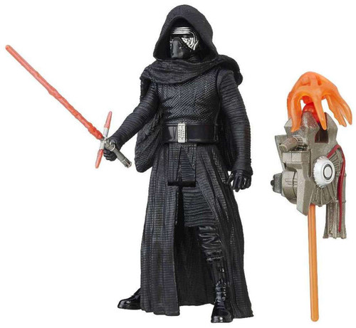 "Star Wars ~ The Force Awakens ~ Kylo Ren 3 3/4"" Action Figure"