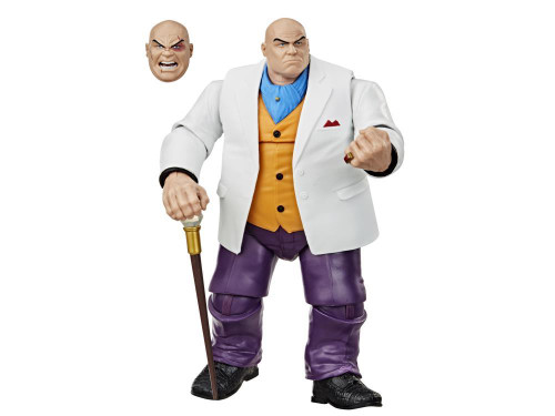 "Spider-Man ~ Marvel Legends Retro Collection ~ Kingpin 6"" Action Figure"