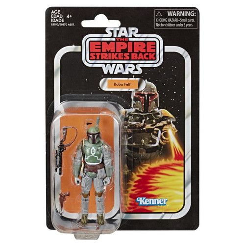 Star Wars ~ The Vintage Collection ~ Boba Fett 3 3/4-Inch Figure