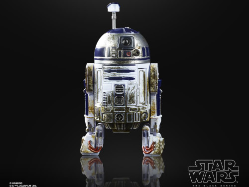 Star Wars ~ The Black Series ~ Empire Strikes Back 40th Anniversary ~  R2-D2 6-Inch Action Figure
