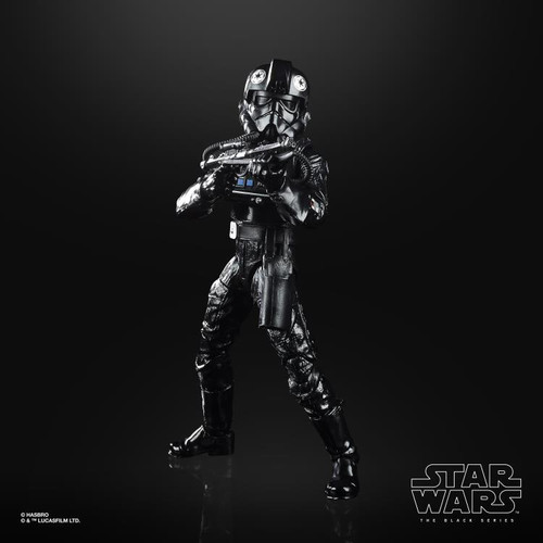 Star Wars ~ The Black Series ~ Empire Strikes Back 40th Anniversary ~  TIE Fighter Pilot 6-Inch Action Figure