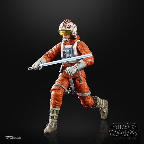 Star Wars ~ The Black Series ~ Empire Strikes Back 40th Anniversary ~  Luke Skywalker (Snowspeeder) 6-Inch Action Figure