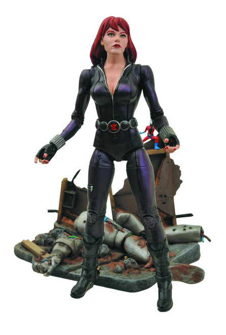 Marvel Select ~ Black Widow Action Figure