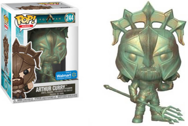 POP! Heroes - Aquaman- Arthur Curry As Gladiator