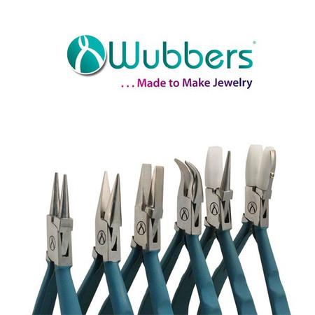 Wubbers Proline Series Bent Chain Nose Pliers