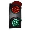 "TL4 - 2 Light Section 4"" Traffic Light/Dock Light - Front Off"