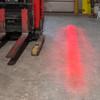 Forklift Red Line Safety Indicator