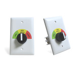 Fulfillment Center Bathroom Switch Assembly - Front