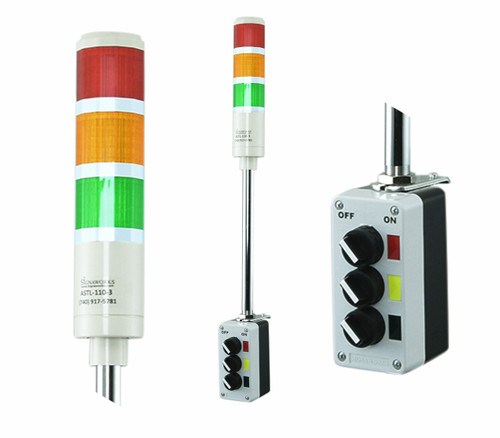 ASTL-110-3 Andon Tower Light