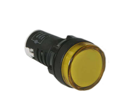 KPL LED Pilot Light | Amber | SignalsOnline