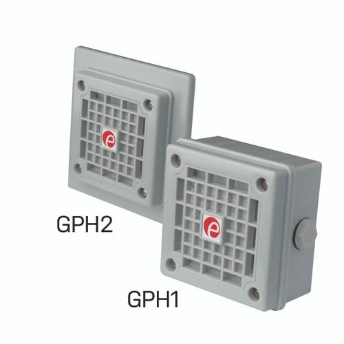 The GPH1 and GPH2 Audible Alarm at 105dB UL