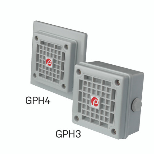 110 dB UL Panel Mount or Enclosed Audible Alarm