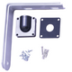 8 Inch Diameter Lens Stop-Go Loading Dock Safety LED Light