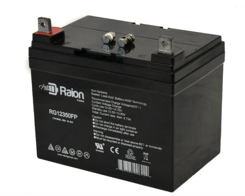Raion Power RG12350FP 12V 35Ah Sealed Lead Acid Battery With FP Terminals