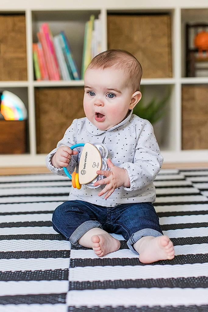 Baby Einstein Tiny Tambourine