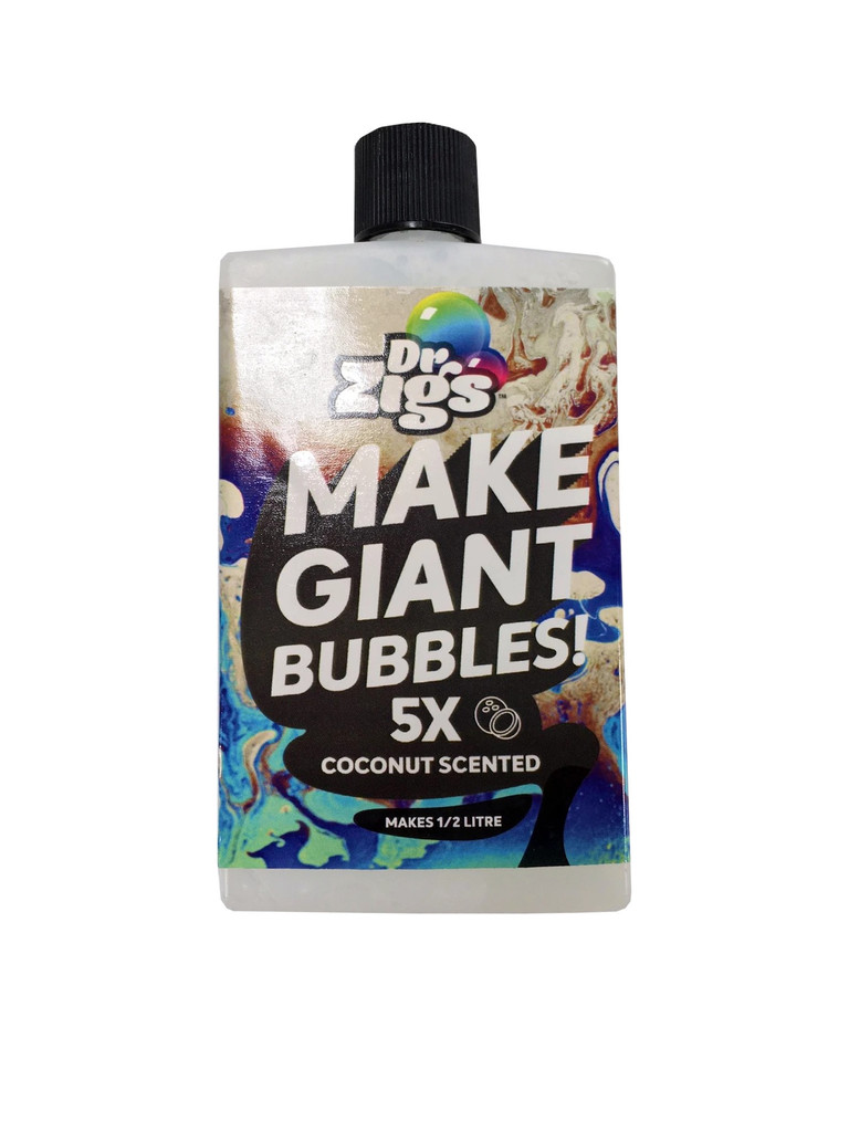 Trio Of Giant Bubbles Summer Scents