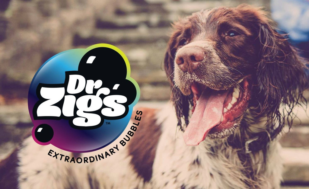 Doggie Bubbles - Peanut Butter Scented