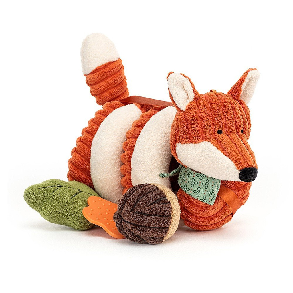 Cordy Roy Baby Fox Spiral Activity Toy