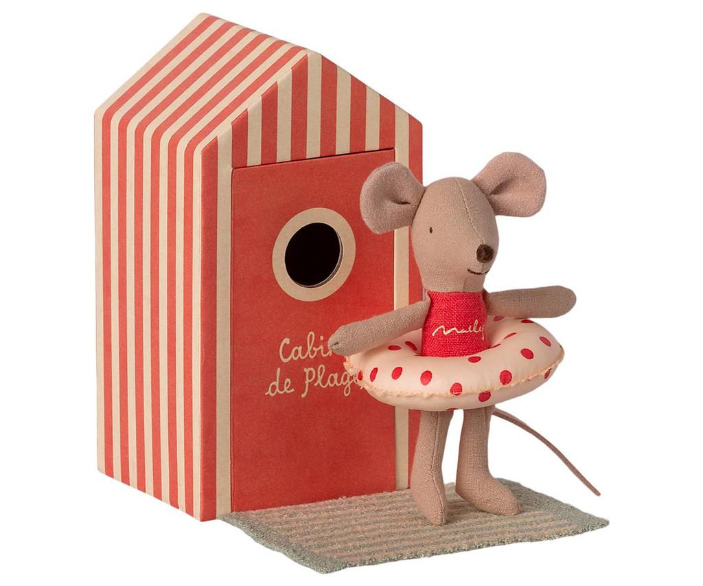 Beach Mice - Little Sister In Cabin de Plage