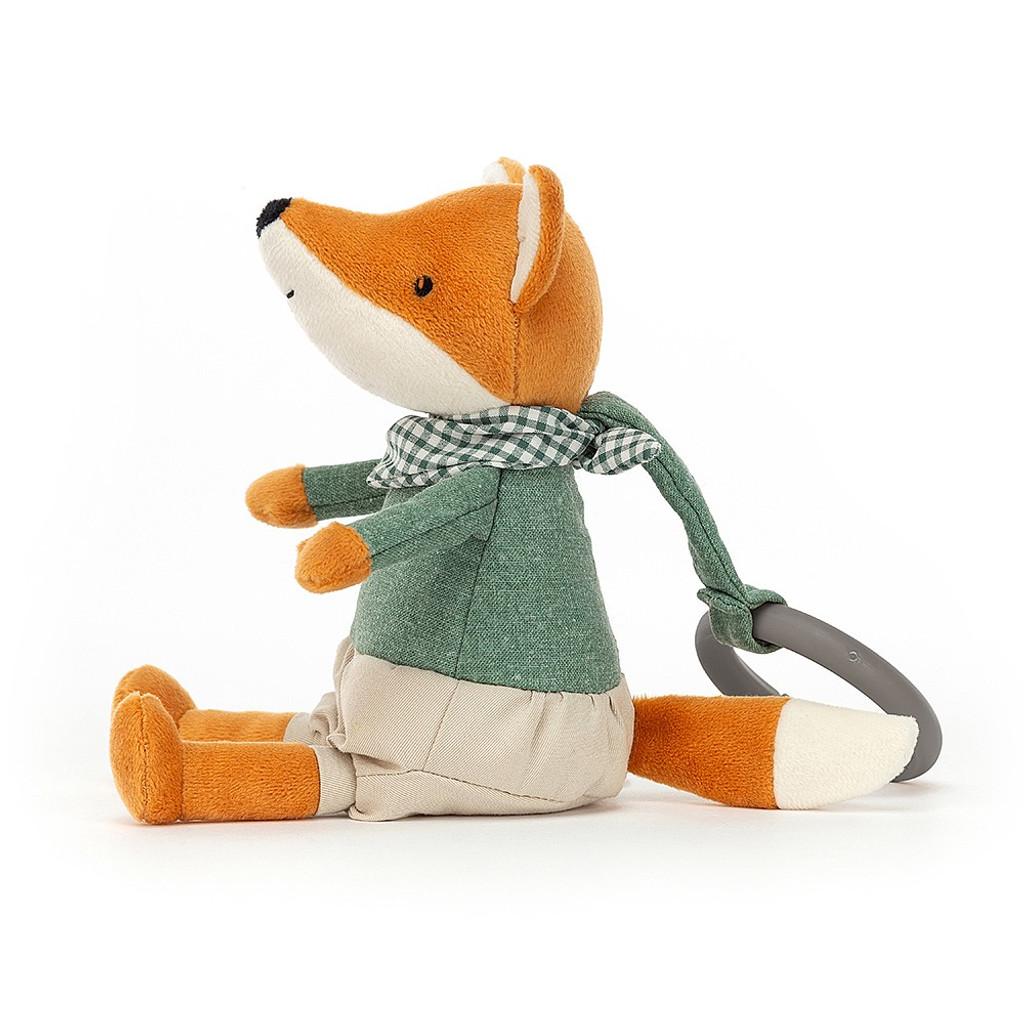 Little Rambler Fox Rattle
