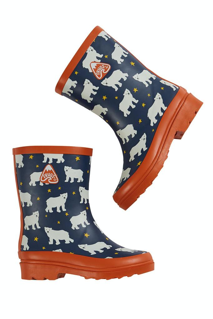 Explorer Wellington Boots - Polar Bears