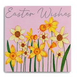 Easter Wishes - Daffodils TW09