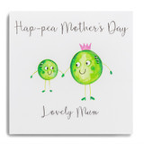 Hap-pea Mother's Day Lovely Mum CHM01