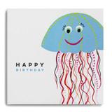 Happy Birthday Jelly Fish AM14