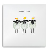 Happy Easter Sheep / Chicks PKT12