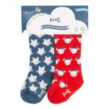 2 Pack Owl Socks