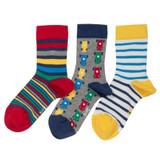 3 Pack E-Race Socks