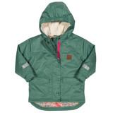 GO Coat - Green