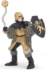 Black and Bronze Officer with Mace - Papo