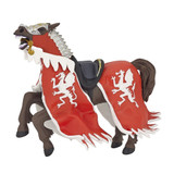 Dragon King Horse (Red) - Papo